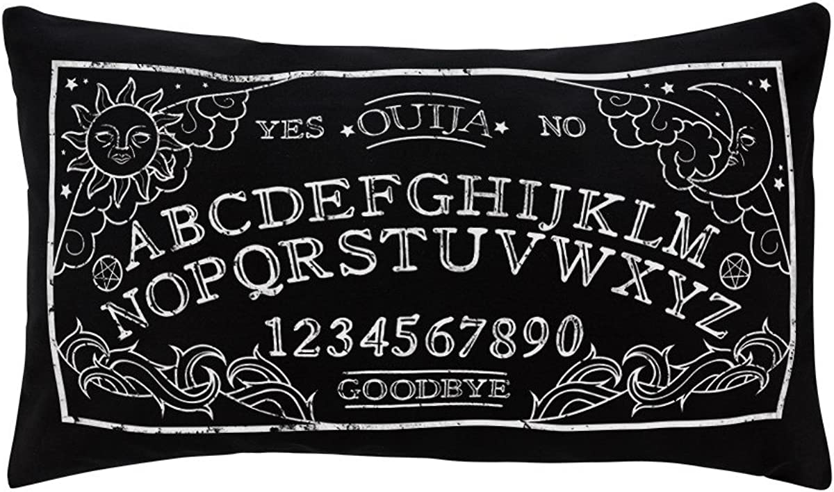 Grindstore Ouija Board Rectangular Cushion