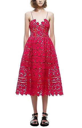 Vestidos Mujer Vestidos De Fiesta Vestido Encaje Elegantes ...