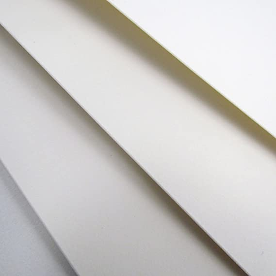 Curtisward Pack of Fabriano Traditional White Artistico Cold Pressed Watercolour Paper 380x280mm 20 Sheet Pack 300gsm