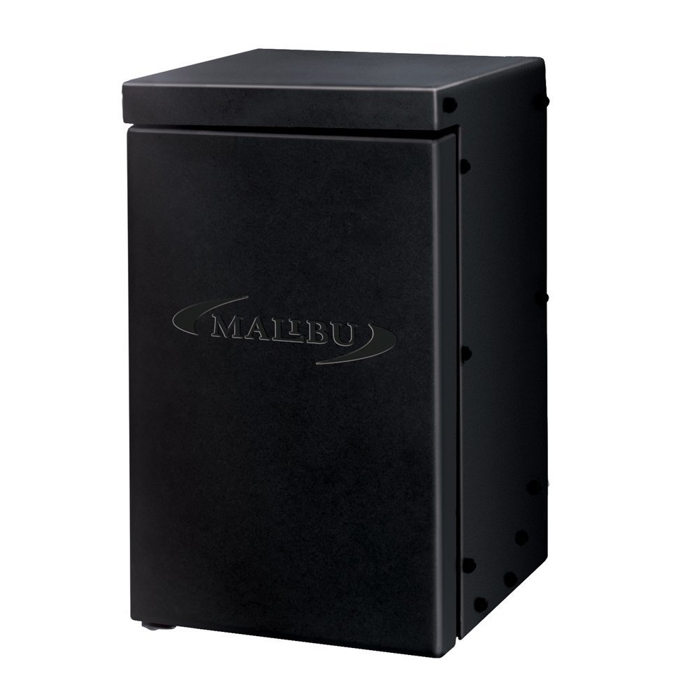 Malibu 200-Watt Transformer with Timer and Sunlight Sensor for Low Voltage Landscape Lighting 120V Input 12V Outdoor