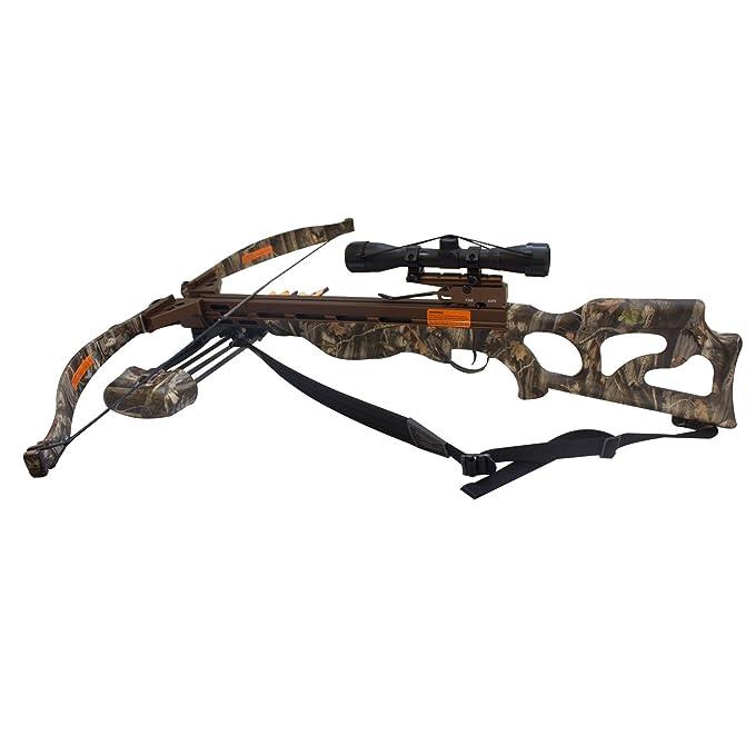 225lbs String 35,5 inches original Desert Hawk Poe Long X-Bow