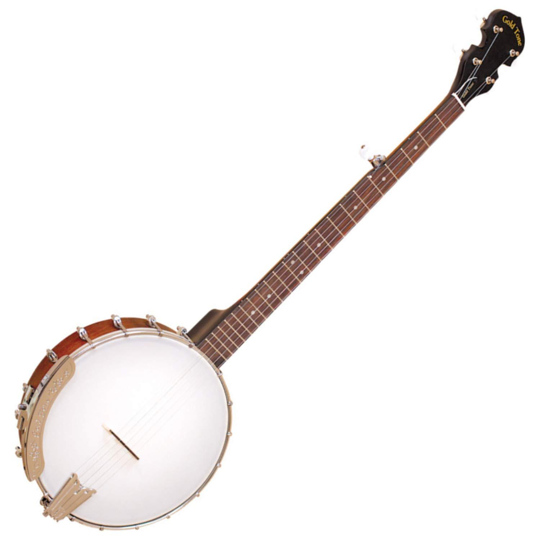 Gold Tone CC-50 Cripple Creek Banjo (Five String, Maple) by Gold Tone (Image #1)