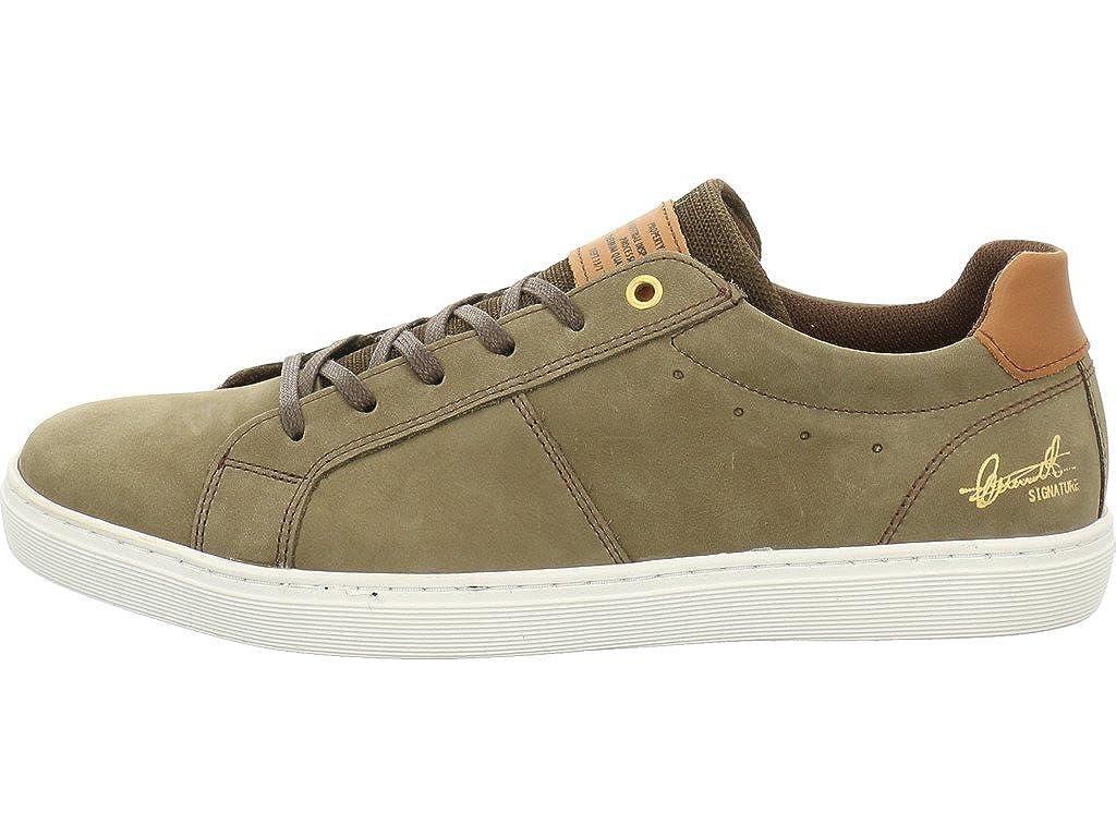Bullboxer Sneaker Größe 41 Olive: : Schuhe
