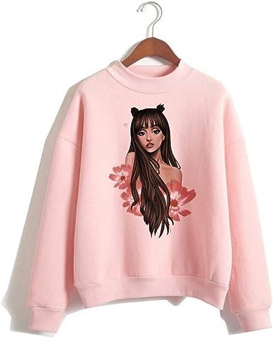 Tiny World Store Ariana Sudadera para Mujer y niña, de algodón ...