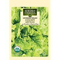 Seeds of Change S21609 Concept Green Lettuce