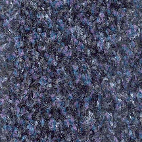(American Floor Mats Nylon Carpet Scraper Quartz 3' x 8' Gripper Back Rounded Corners Entryway Mat)