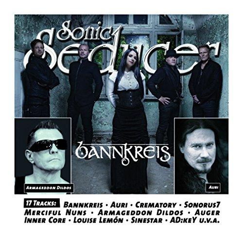 Price comparison product image Sonic Seducer 04-2018 mit Nightwish & Auri Titelstory + CD mit 17 Tracks,  Bands: Joachim Witt,  Bannkreis,  Crematory,  Editors,  Unheilig u.v.m.
