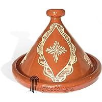 Tajine marocain decor essaouira - Plat a tagine 30 CM