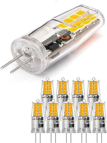 G4 Led Bulb 1 5w Equivalent To 20w T3 Jc Type Bi Pin G4 Base Halogen