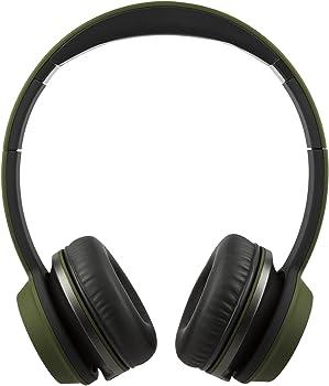 Monster NTune On-Ear 3.5mm Wireless Bluetooth Headphones
