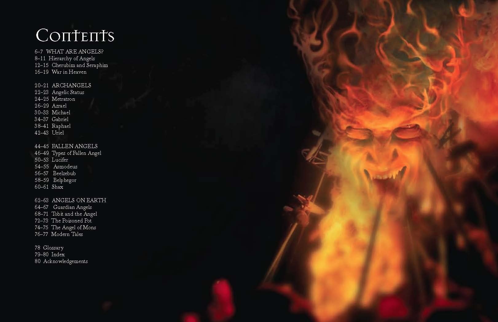 The Handbook of Angels and Fallen Angels: Dr  Robert Curran