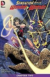 Sensation Comics Featuring Wonder Woman (2014-) #2 (Sensation Comics Featuring Wonder Woman (2014- ))