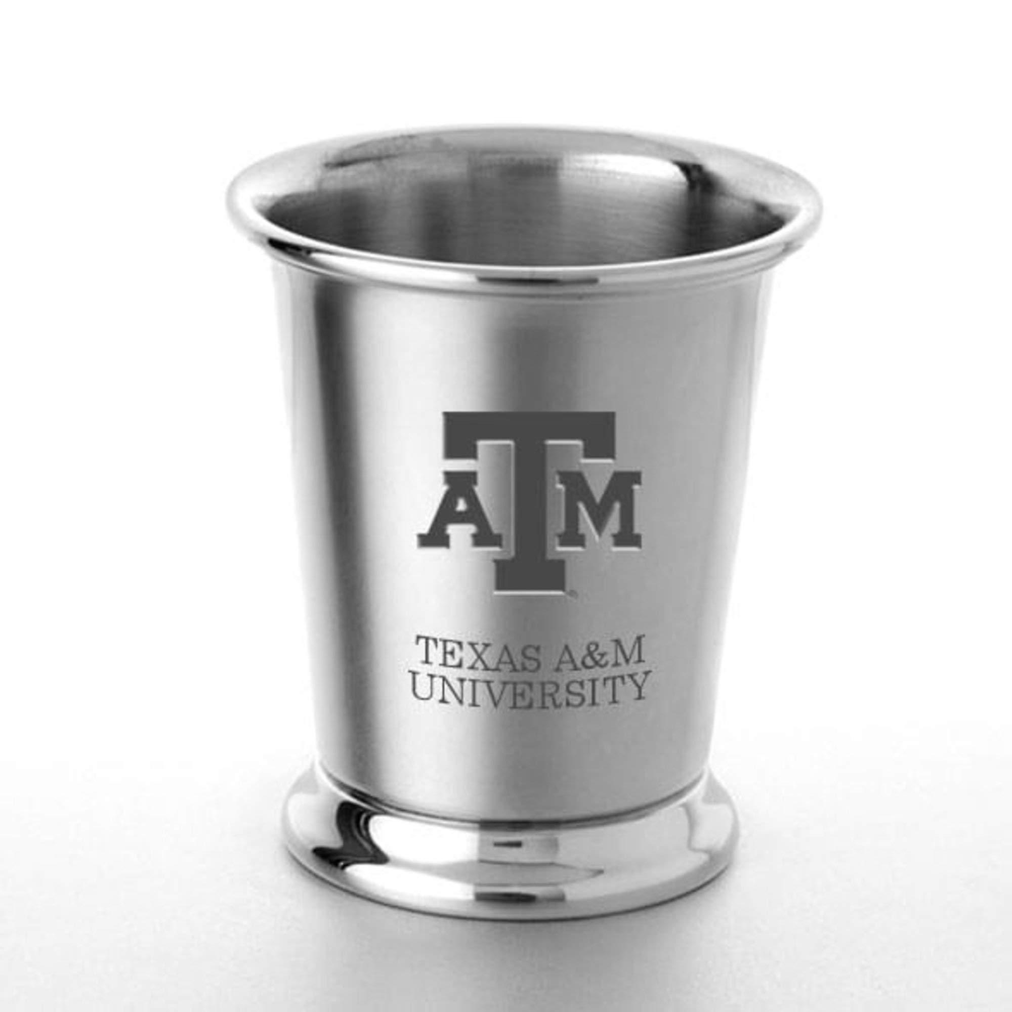 M. LA HART Texas A&M Pewter Julep Cup