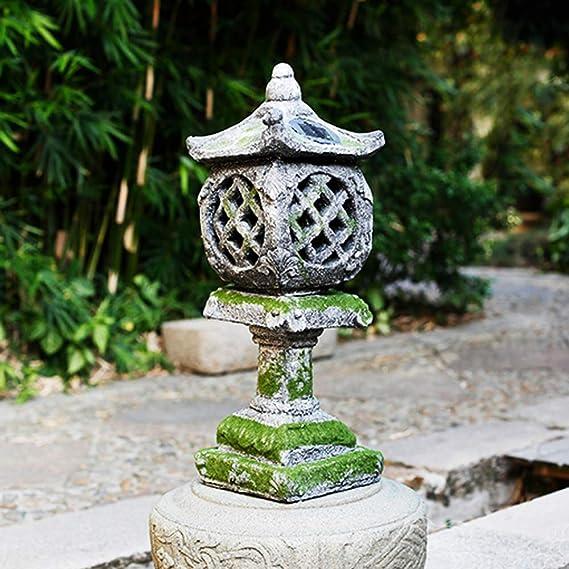 Lampada Da Giardino Solare In Stile Zen Solare Per Esterni