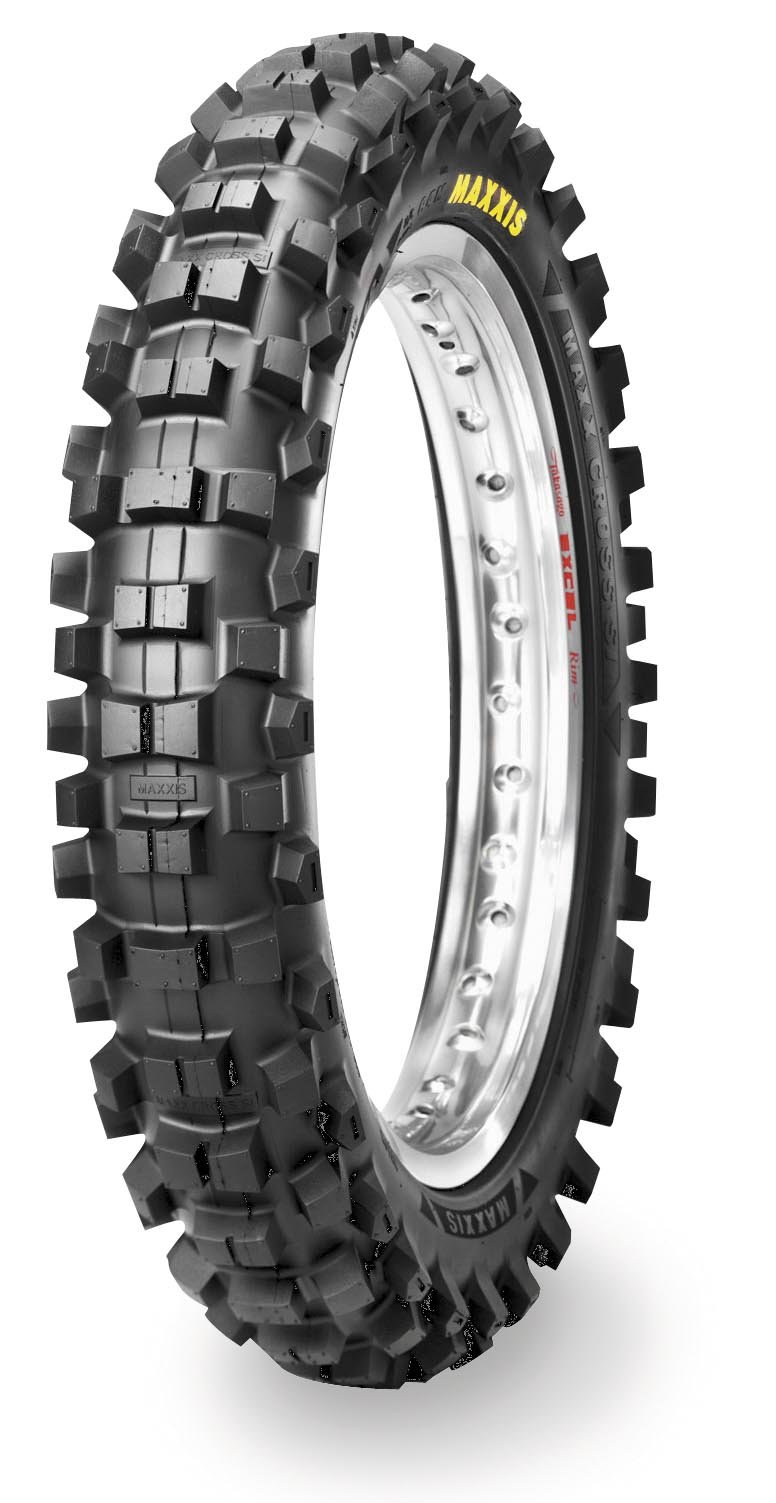 Maxxis M7312 Rear 110/90-19 Maxxcross Soft/intermediate Motorcycle Tire