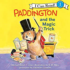 Paddington and the Magic Trick Audiobook
