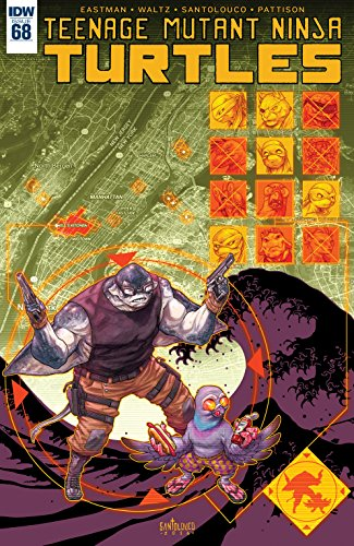 Amazon.com: Teenage Mutant Ninja Turtles #68 eBook: Tom ...