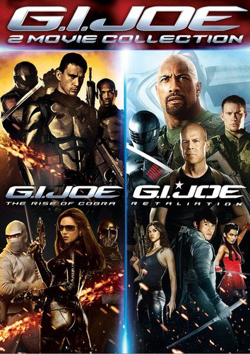 (G.I. Joe 2-Movie Collection)