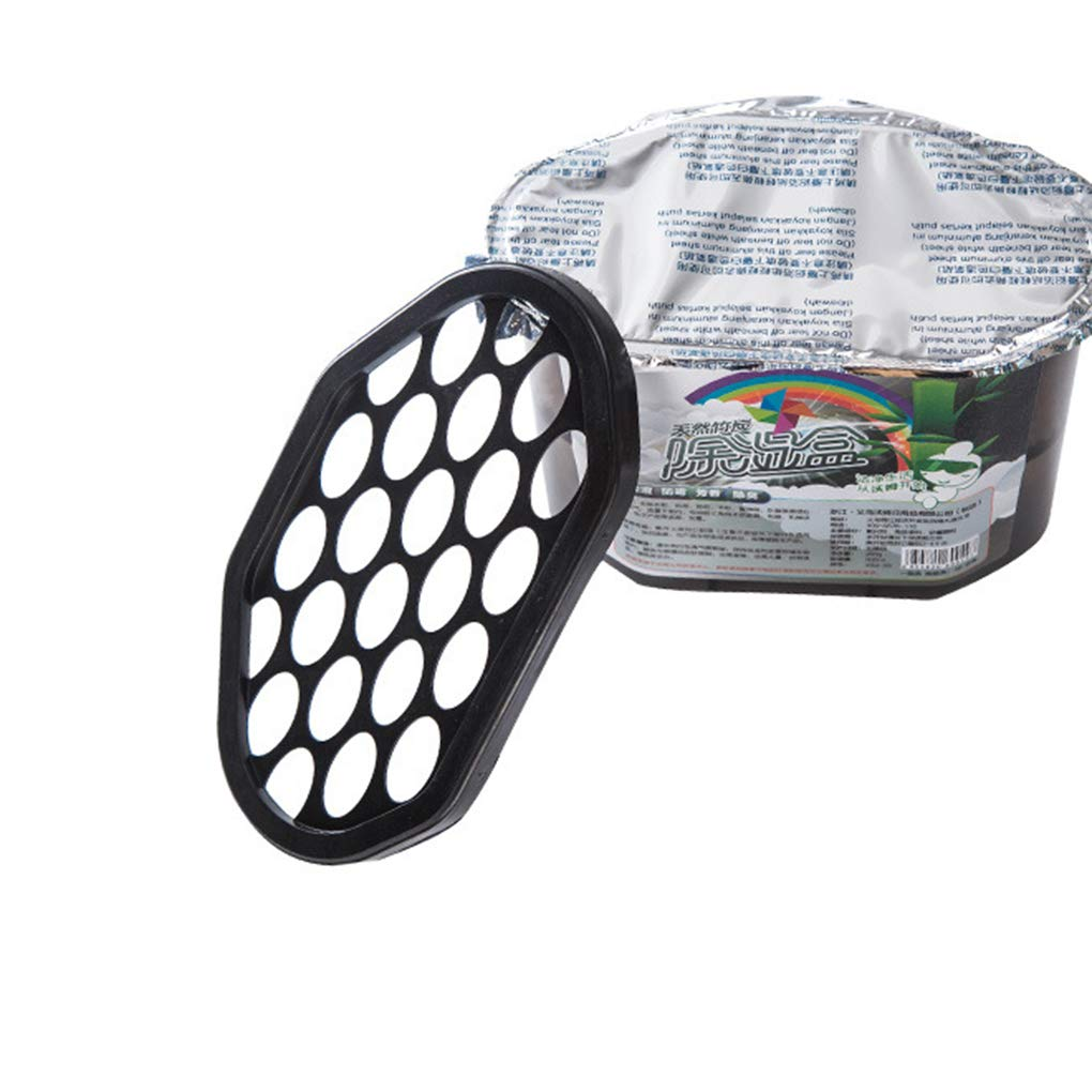 Rekkles Activ/é Carbon Cuisine Salle de Bain Armoire Anti-moisissure humidit/é Absorbeur dhumidit/é D/éshumidificateur Anti-moisissure D/éshumidificateur