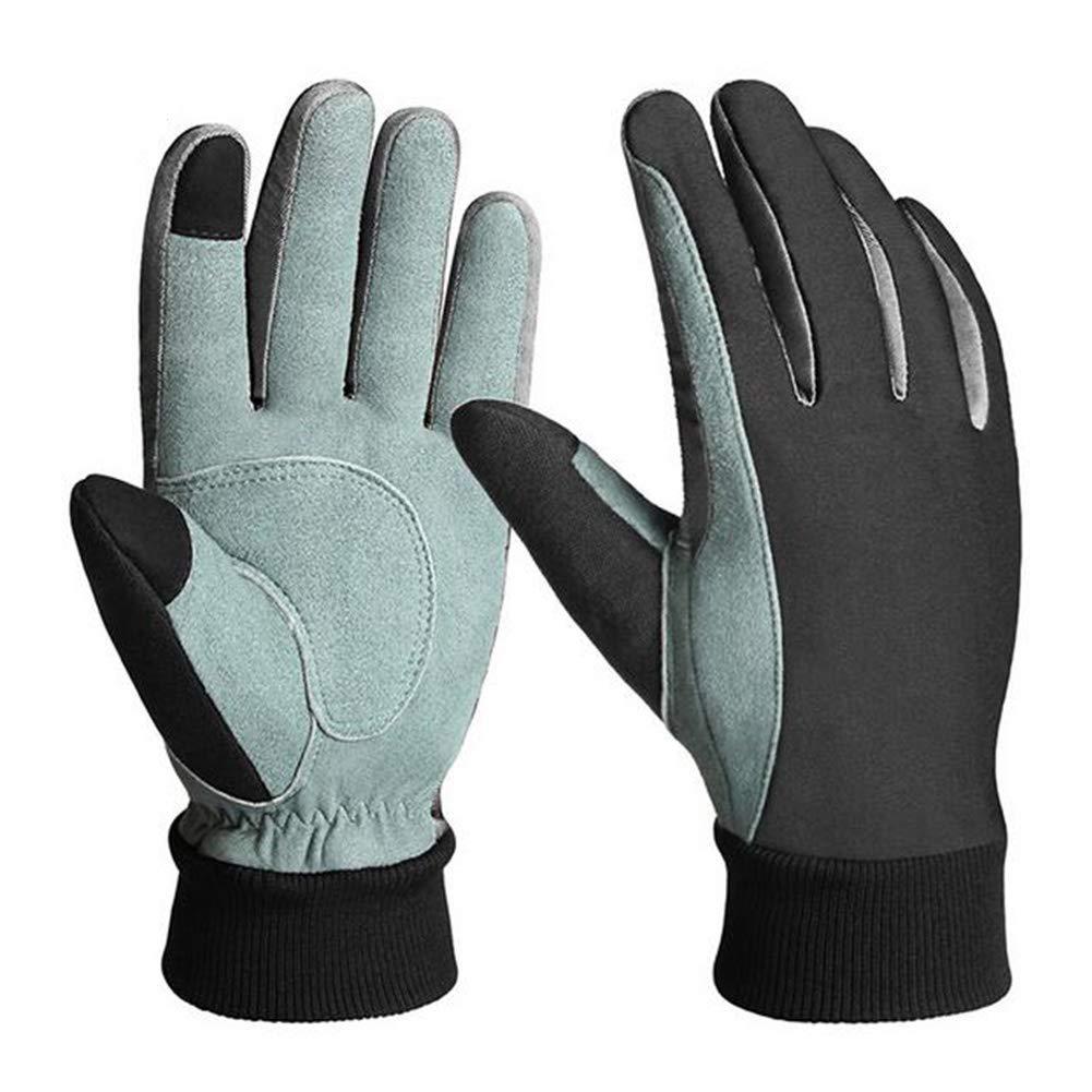 7e2206db39f3 Amazon.com : LAIABOR Winter Windproof Ski Gloves Sunscreen Warm ...
