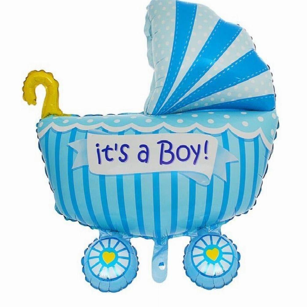 GLOBO niño de carritos de bebé hoja forma FLEXMETAL: Amazon ...