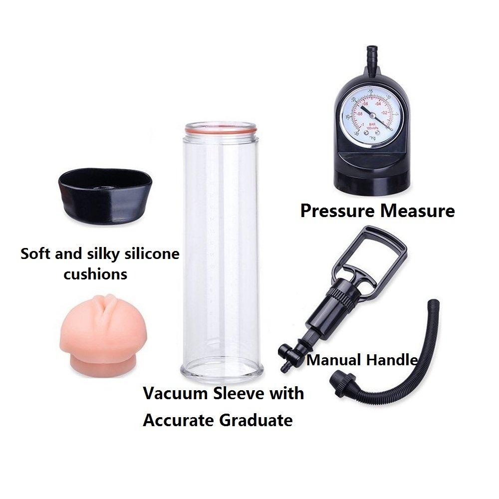Amazon.com: Penis Enlargement Kit, EROKAY Vacuum Penis Pump for Men Massage: Health & Personal Care