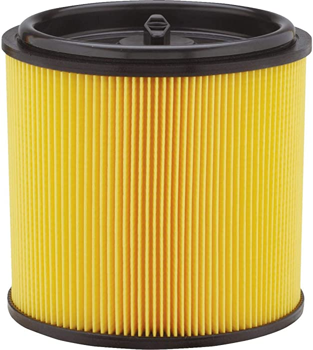 Channellock Products VCFS.CL Wet/Dry Vacuum Cartridge Filter