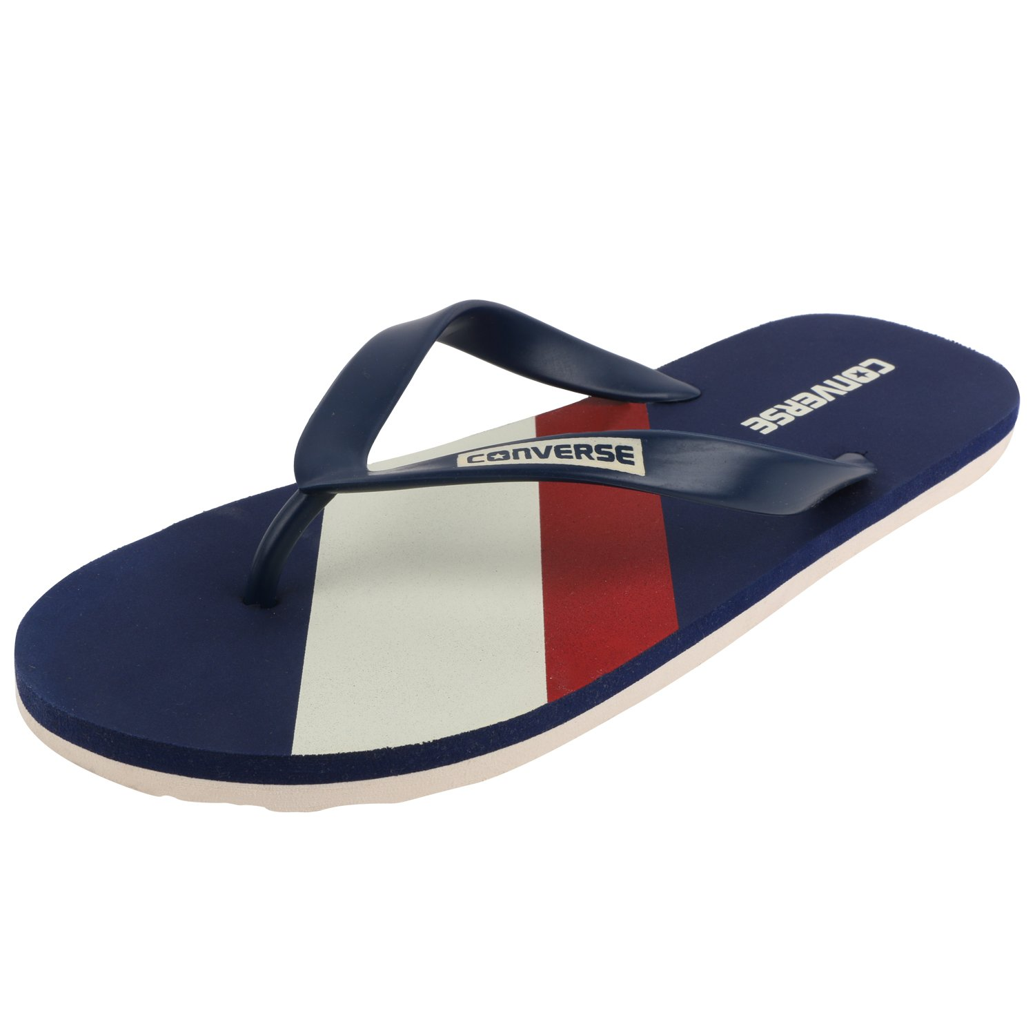 9a3057c494fa9 Converse Men s Navy Red White Flip-Flops and House Slippers - 6 UK India  (39 EU)  Buy Online at Low Prices in India - Amazon.in