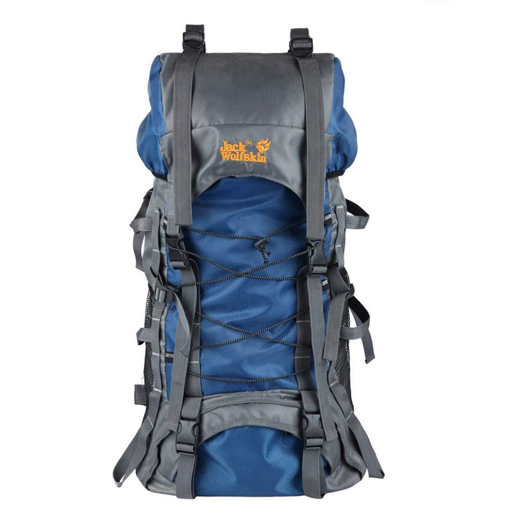 WAHHY Bergsteigersporttasche Große Kapazität langlebige und vielseitige Mode lässige Outdoor-Wandertasche