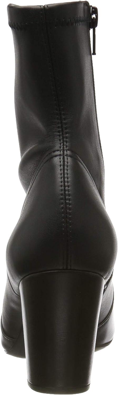 Unisa Damen Kart_f19_NA_STN Stiefeletten Schwarz Black Black