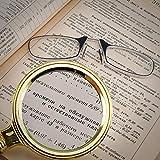 Cyxus Reading Glasses Clips Anti UV Harmful Blue
