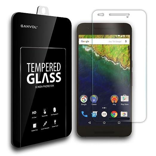 2 opinioni per Ganvol Google Nexus 6P Vetro Temperato Pellicola Protettiva Ultraresistente