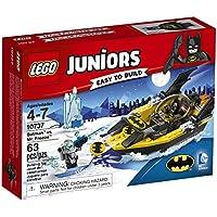 LEGO Juniors Batman vs. Mr. Freeze 10737 Superhero Toy...