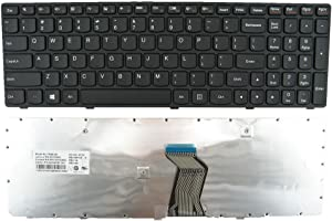 New Laptop Replacement Keyboard for Lenovo G500 G505 G510 G700 G710 series US Layout 25-0160111 23883 Notes: Not fit for Not Fit G500S G505S .Black Frame G500