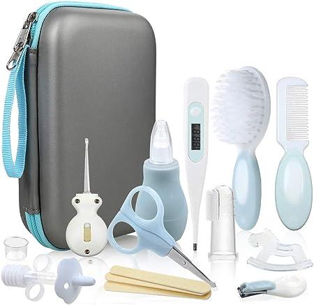 El kit Perfecto para Cuidado del Bebé: Vienen con todos accesorios lo que necesita para cuidar al be