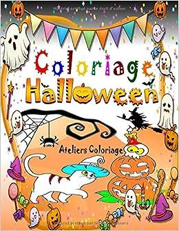 Coloriage Halloween Livre De Coloriage Halloween Livre De
