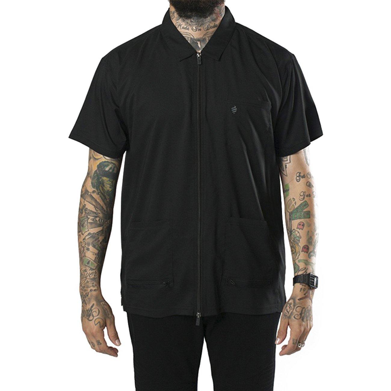 Barber Strong Jacket, Black, Medium