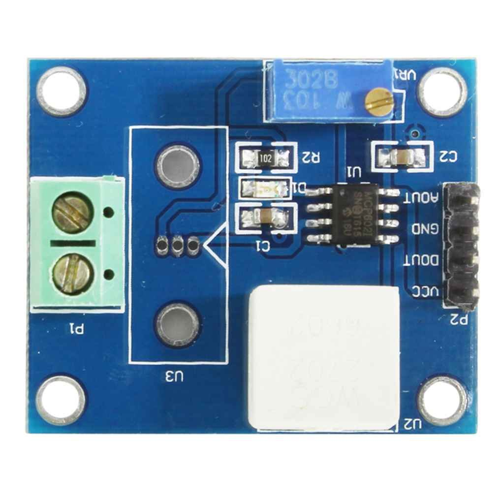 Ben-gi DC 5V WCS2702 Strom Detecter 2A Einstellbare /Überstromkurzschluss Protection Board Sensor Detection Module