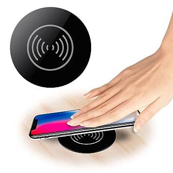 Handys & Telekommunikation 10 W Drahtlose Ladegerät Für Samsung Note 8 9 S8 S9 Halter Qi Drahtlose Schnelle Lade Für Iphone 8 Plus X Xs Max Xr Usb Ladegeräte Dock Hohe Belastbarkeit