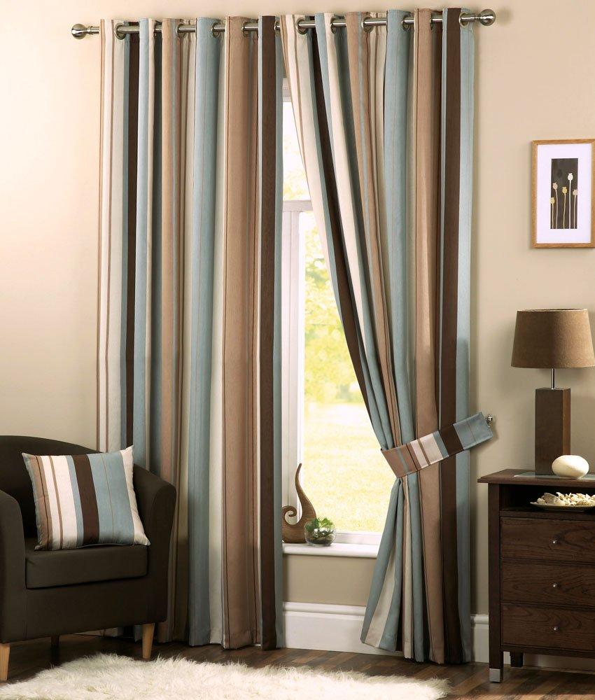 Dreams 'n' Drapes Whitworth Vorhänge mit Ösen, Textil, Natur, Natur, Natur, Curtains  90  Width x 72  Drop (229 x 183cm) B004W1NENS Vorhnge 4d7fca