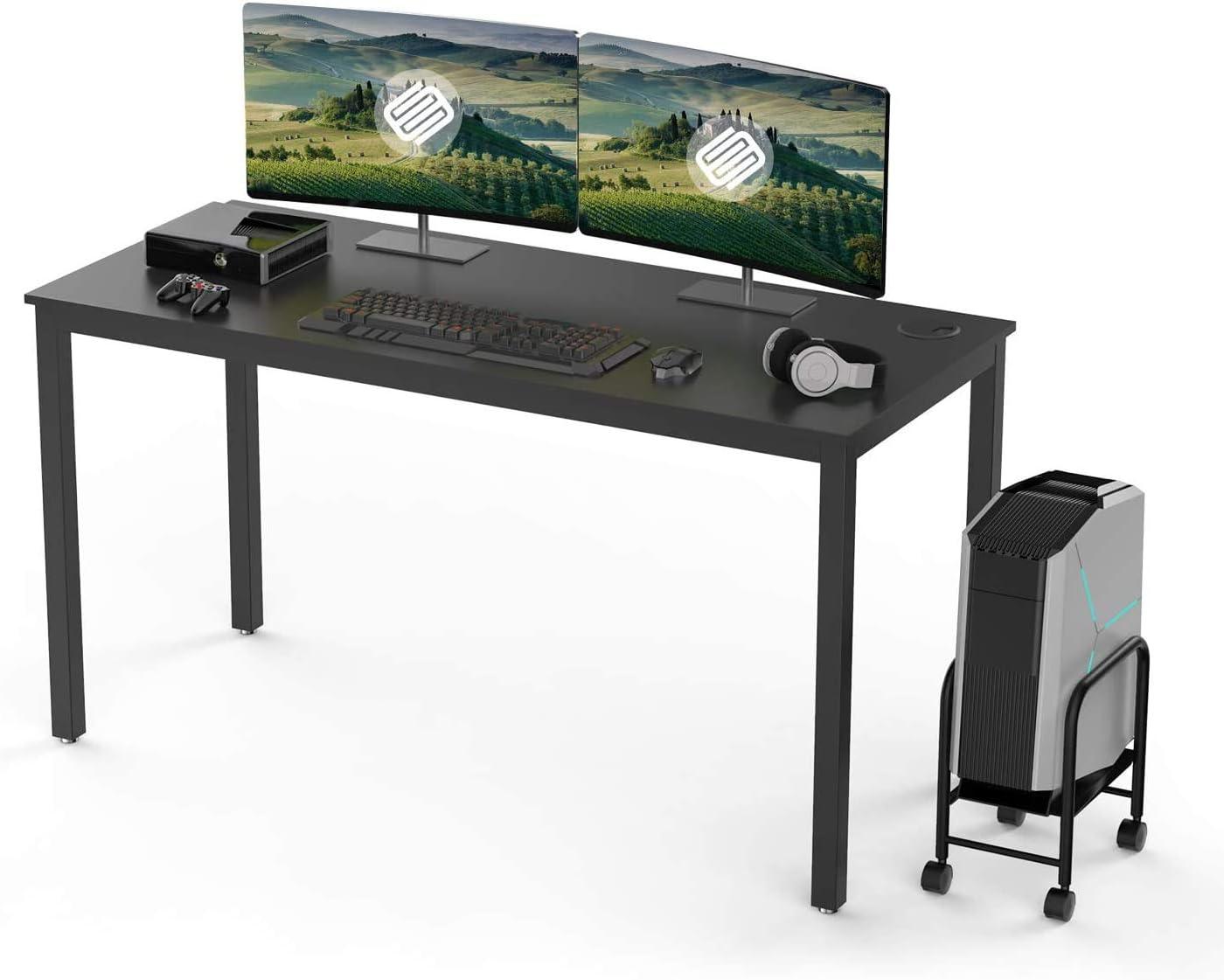 Eureka Ergonomic 55 inch Computer Desk