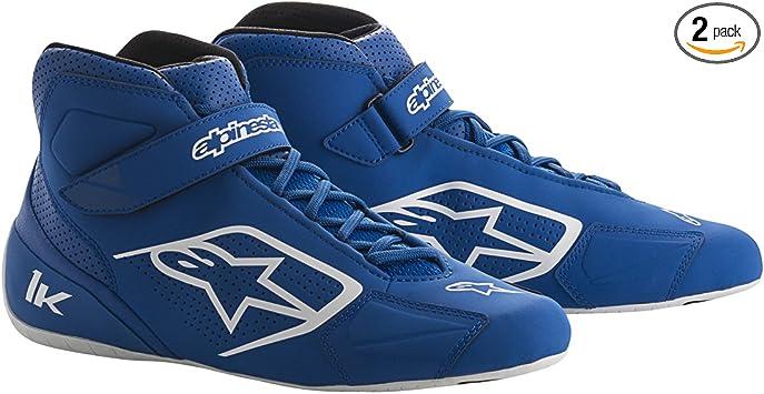 Blue//Black//White Size 4.5 Alpinestars 2712018-72B-4.5 Tech 1-K Shoes