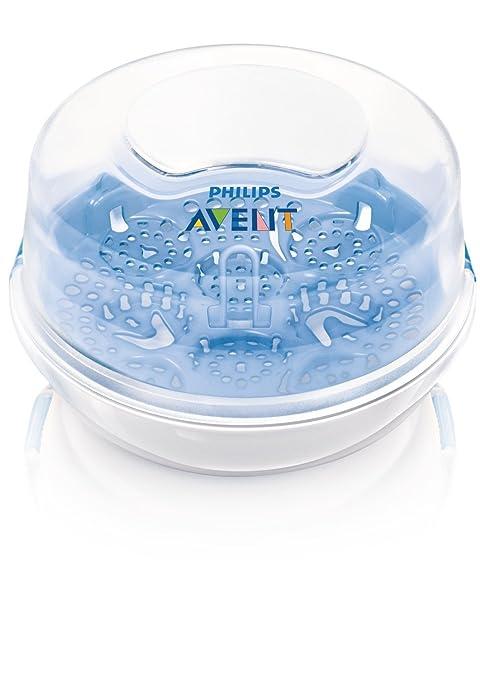 Philips AVENT Microwave Steam sterilizer: Amazon.es: Bebé