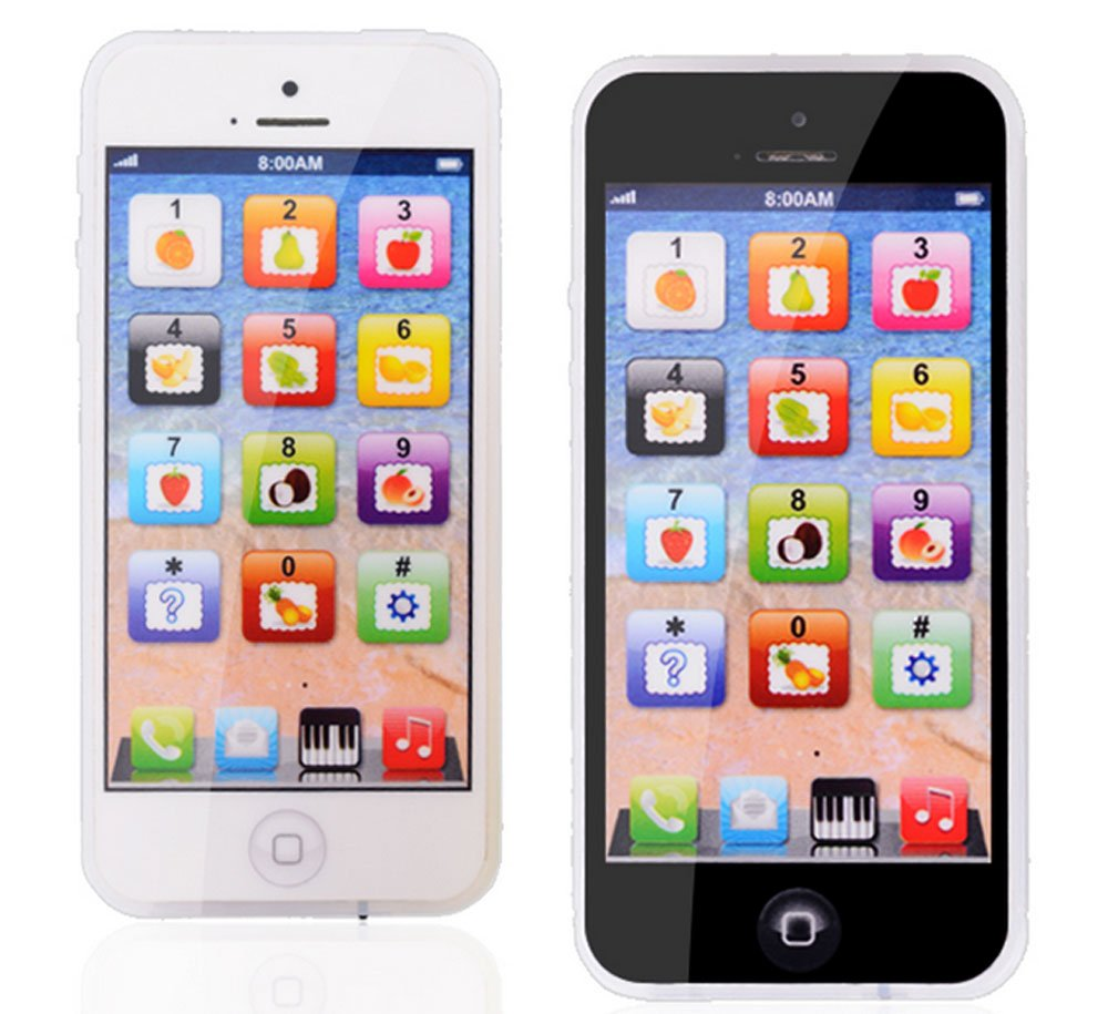 Amazon Cooplay 2pcs Black And White Yphone Y Phone Toy Play