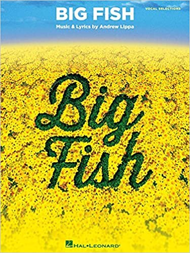 Book Big Fish - Vocal Selections by John August (2014-07-22)