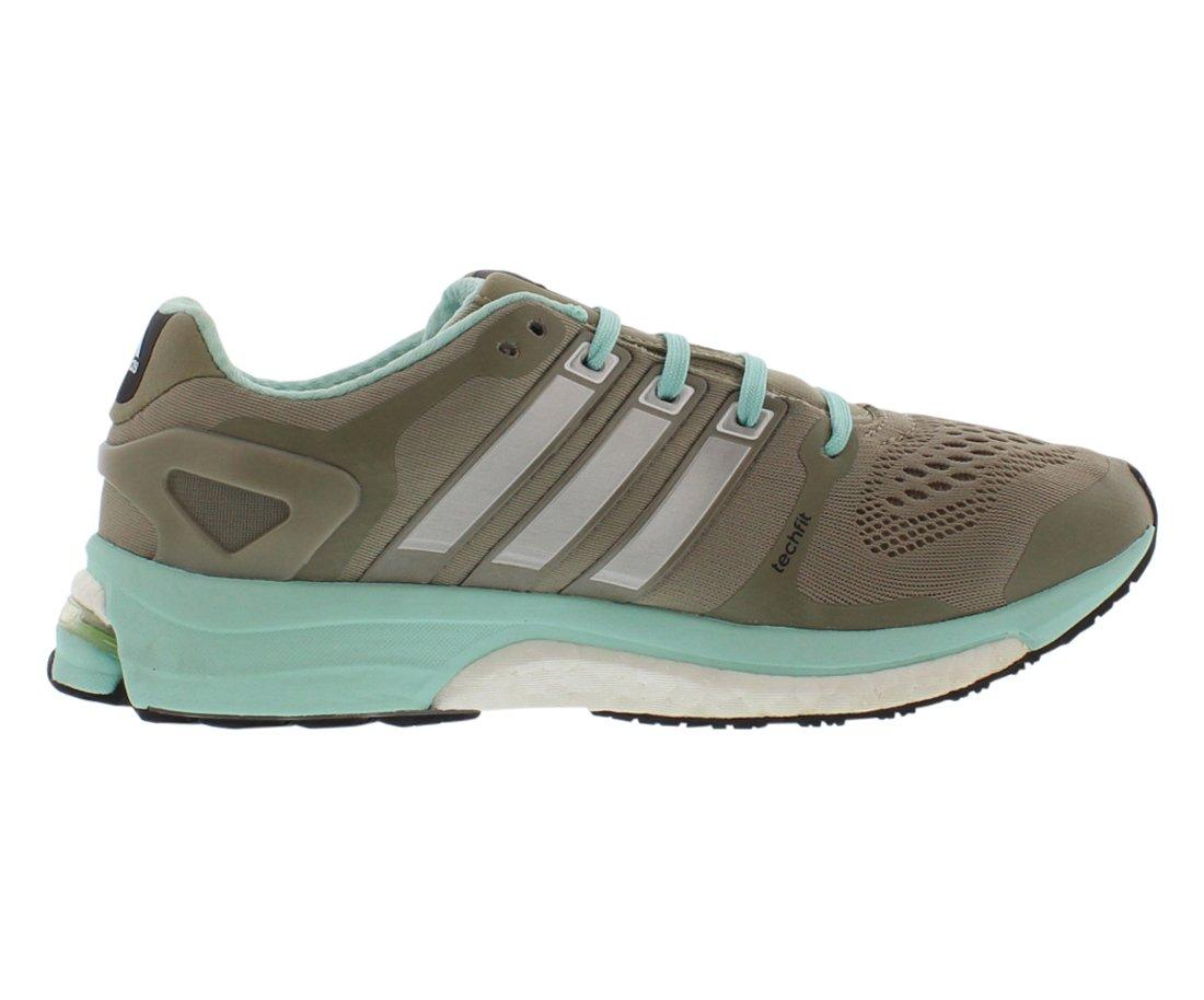 adidas Adistar Boost ESM Women Round Toe Synthetic Gray Running Shoe B00X7PJQ3M 10.5 B(M) US|Taupe/Mint