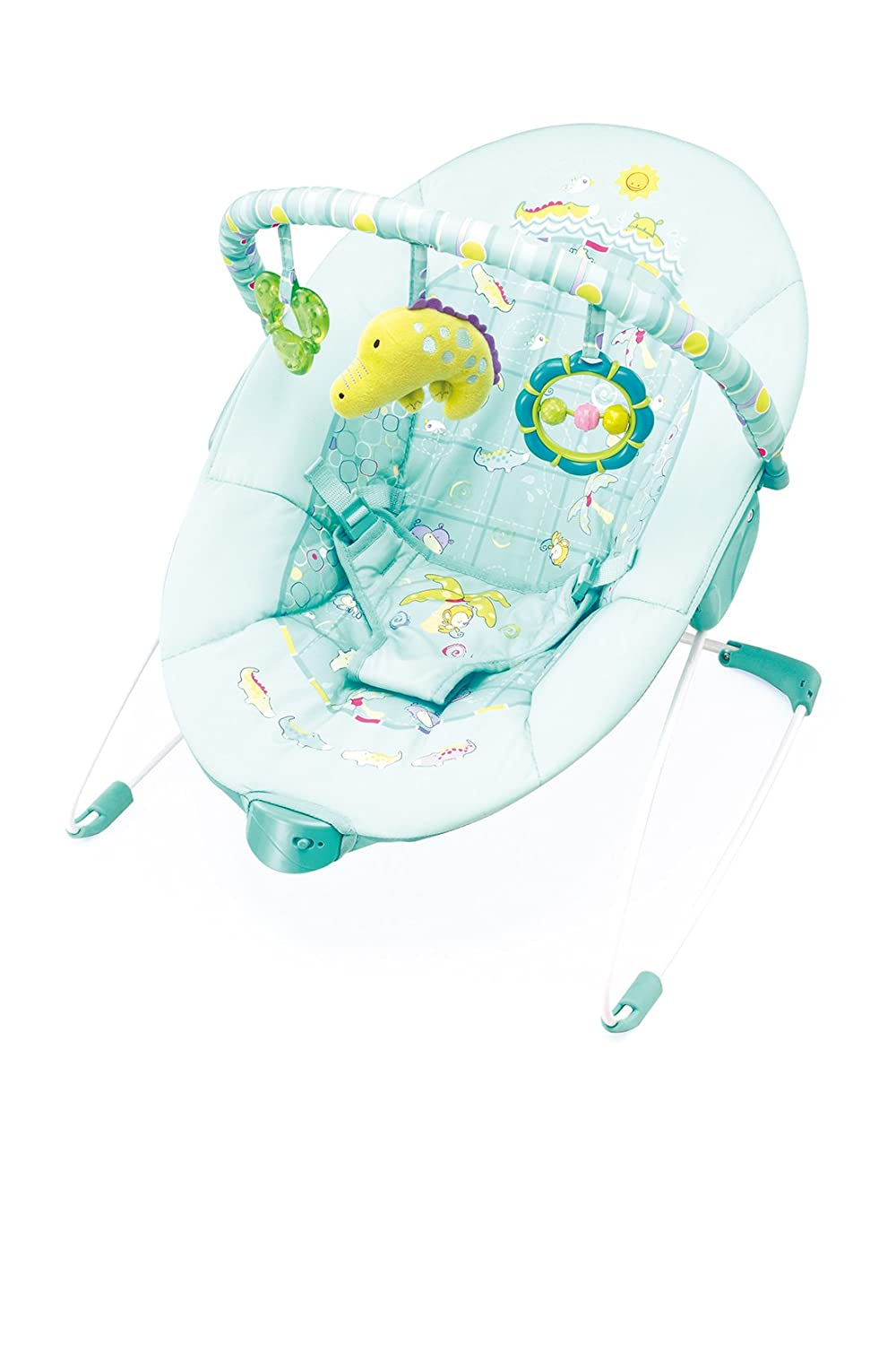 Cute Baby - New Vibrating Bouncer - Mint
