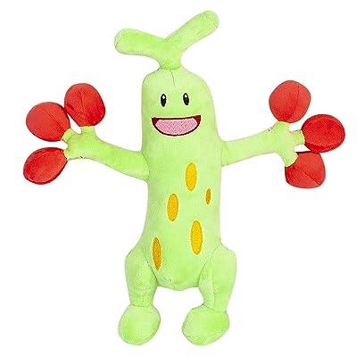 APTRIE Family Psyduck Mew Aipom Stuffed Plush Soft PP Cotton: Toys & Games [5Bkhe0905897]
