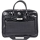 Bugatti Monica Ladies Wheeled Business Bag (Black)