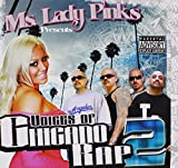 MS. LADY PINKS PRESENTS - Voices of Chicano Rap 2